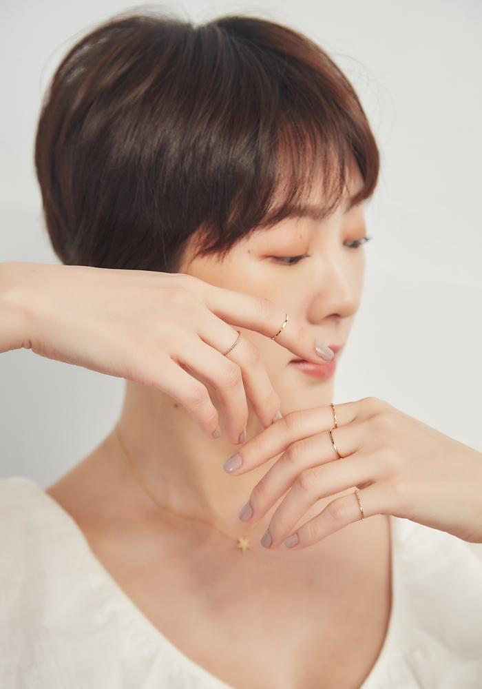 Eco安珂飾品,韓國飾品,韓國戒指,韓國組合戒指,韓國線戒,夏天飾品,海洋飾品