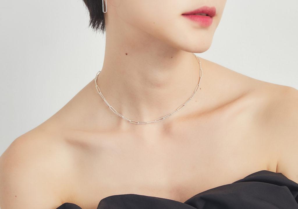 Eco安珂飾品,韓國飾品,韓國項鍊,韓國項鏈,鎖骨鍊,鎖骨項鍊,鎖骨項鏈,短項鍊,短項鏈,925純銀項鍊,925純銀項鏈