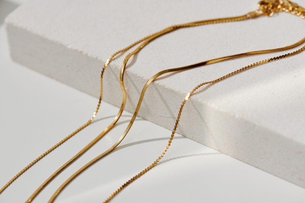 Eco安珂飾品,韓國飾品,韓國項鍊,韓國項鏈,鎖骨鍊,鎖骨項鍊,鎖骨項鏈,短項鍊,短項鏈,多圈項鍊,多層次項鍊